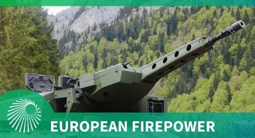 European Armoured Firepower Developments