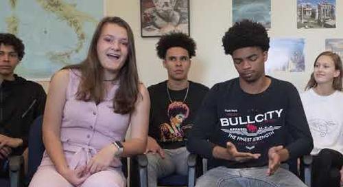 Trinity Parent News, Season 2, Episode 10, Senior Capstones