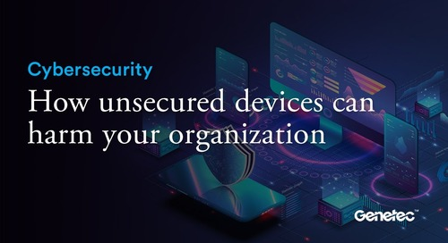 How unsecured devices can harm your organization