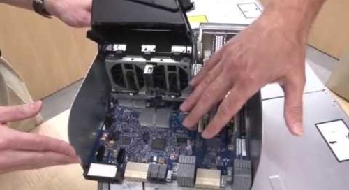 Lenovo System x3850 X6 Video Walkthrough