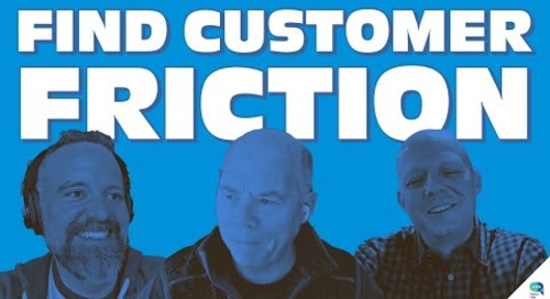 Tanzu Talk: Find Customer Friction, with Bernard Golden and Jesse Bean
