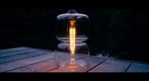 The Pinch Modern Pendant Light Series by Niche