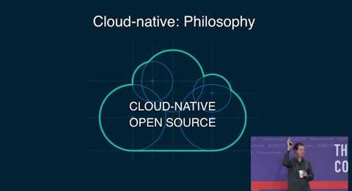 ESCAPE Conference 2019: Putting Developers First -- James Watters, Pivotal