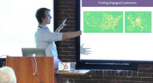 Look & Tell Boston - Colin Zima on Vanity Metrics