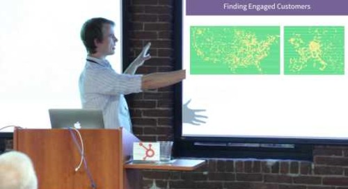 Look & Tell Boston - Colin Zima on Vanity Metrics