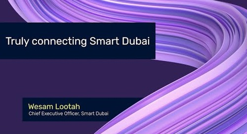 Making Dubai a smarter, more connected city with Software AG