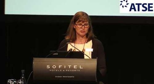 ATSE 2017 New Fellow: Ms Elizabeth Lewis-Gray FTSE
