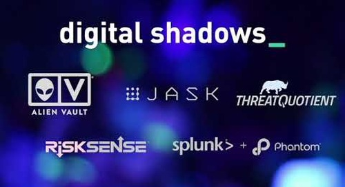 Black Hat Las Vegas 2018: Digital Shadows' Security Leaders Party