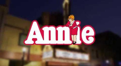 Theatre Bristol Presents Annie