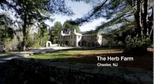 Video of The Herb Farm, Chester Twp NJ - Real Estate Homes for Sale
