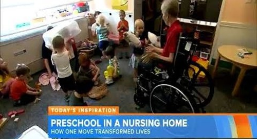 Providence Mount St. Vincent Child Care - Today Show
