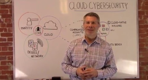 Cloud Cybersecurity in Under 5 Minutes