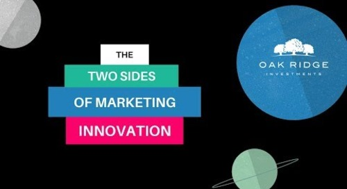Two Sides of Innovation in Investment Marketing