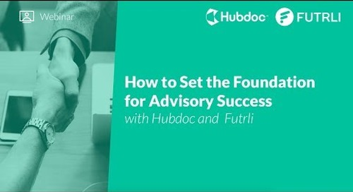 How to Set the Foundation for Advisory Success