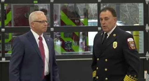 Mike Carrier Appointed As Bristol Tennessee Fire Chief