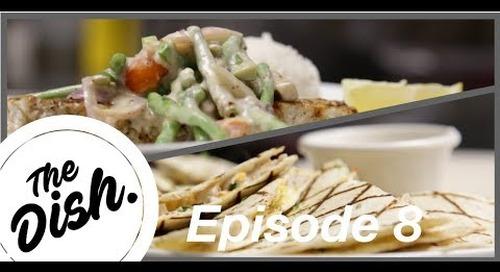 The Dish: Outback Steakhouse's Chicken Kelaguen Quesadilla & Måhi Tinaktak