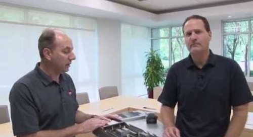 Lenovo System x3950 X6 Video Walkthrough