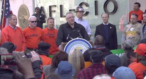 AFL-CIO Keystone Rally HD