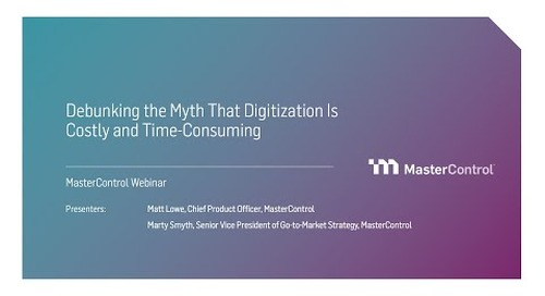 Debunking the Myth That Digitization is Costly and Time Consuming