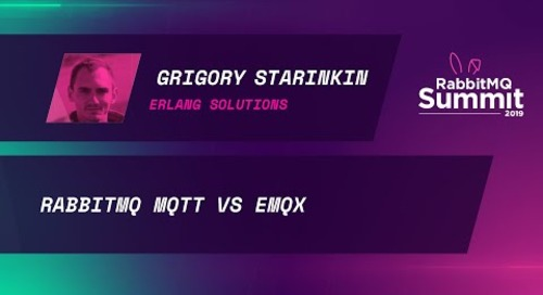 RabbitMQ MQTT vs EMQX - Grigory Starinkin