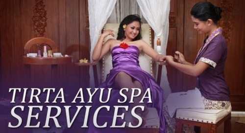 TIRTA AYU SPA SERVICES