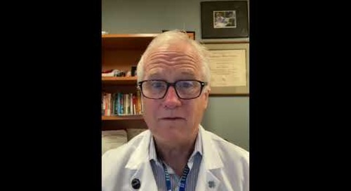 Dr. Cook on the importance of entry screening