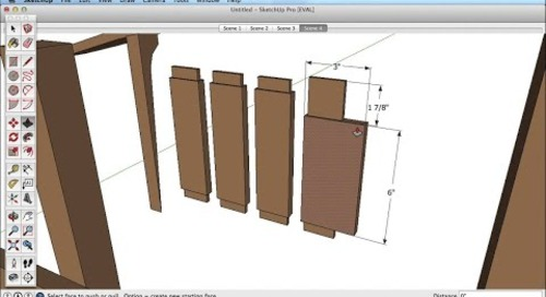 SketchUp Training Series: Dimensions