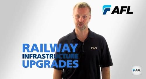 Railway Network Infrastructure Upgrades