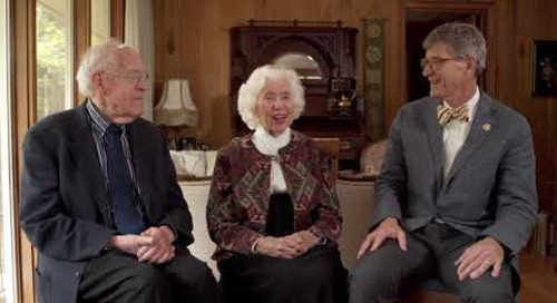 The Sun Porch Where Trinity Was Born • Parent News Season 3, Episode 4