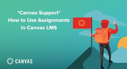 Livestream: Canvas Support - How to Use Assignments in Canvas LMS
