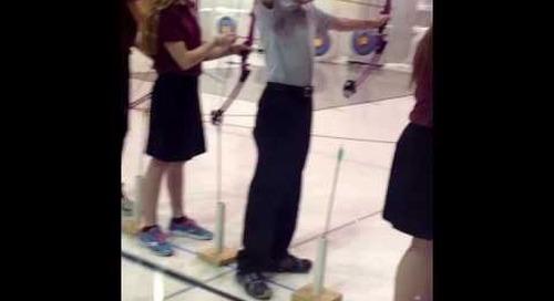 Archery Line Etiquette