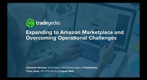 Webinar: Expanding to Online Marketplaces