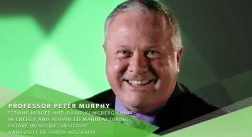 2016 Clunies Ross Innovation Award - Professor Peter Murphy