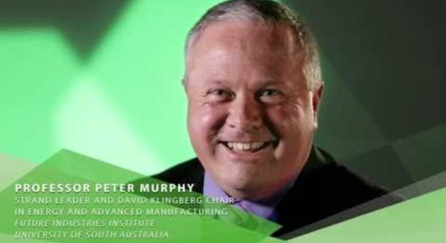 2016 Clunies Ross Innovation Award - Professor Peter Murphy