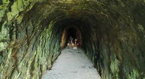 3D Modeling the Blue Ridge Tunnel