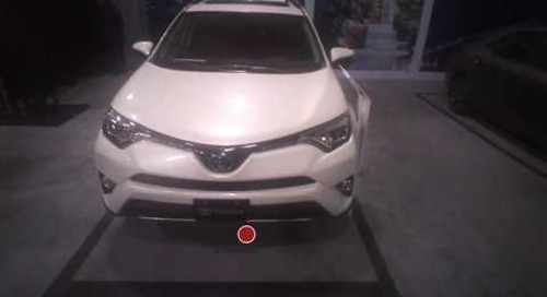 Dx3 Auto Lab: Toyota RAV4 Eye Tracking Footage form Tobii Pro