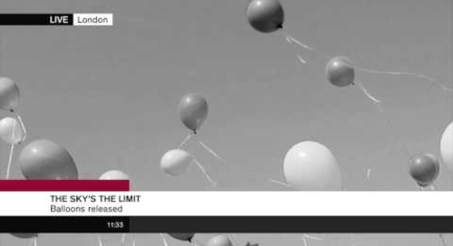 The Sky's the Limit - Launch