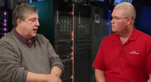 Lenovo Storage Presents: Ask The Expert: What are my Storage Options?