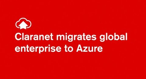 Claranet | Microsoft Azure