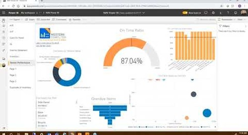 What is Microsoft Power BI  |  Western Computer