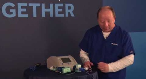 Puritan Bennett 560 Ventilator - Setting Up Circuit