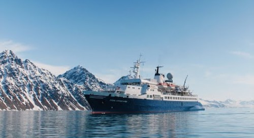Explore Spitsbergen in 60 Seconds