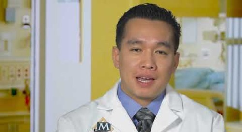 Radiology and PET CT Scanning featuring Dr. Hieu Troung