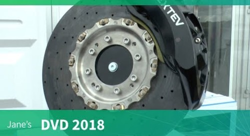 DVD 2018: Alcon - Putting the brakes on the defence industry