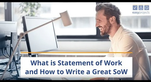 How to Write a Strong Statement of Work