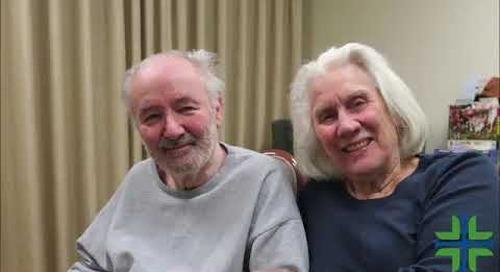 John Galloway, Helene Walling and Mary Mitchell (full recording) - Hear Me Now