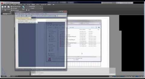 A look at the Autodesk Plotter Manager
