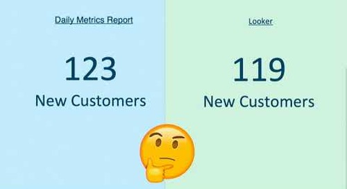 JOIN 2018 - Help Scout: Fostering a Data Culture with a Daily Metrics Report