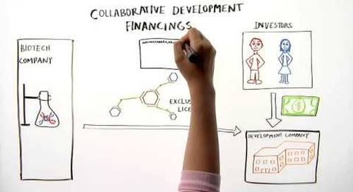 Collaborative Development Financings by Richard Hsu