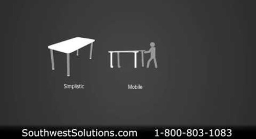 Adapting Mobile Learning Space Tables for Classrooms Workshops